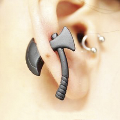 Unique Earrings In Ear For Men Dapazze