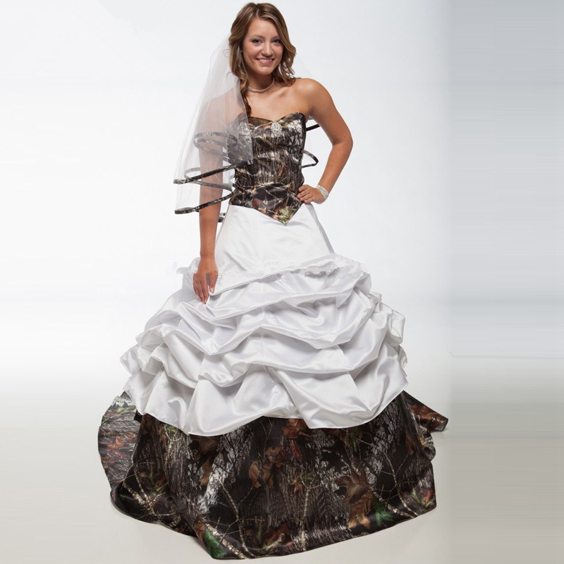 Online Camo Bridal Salons