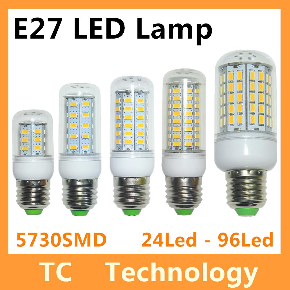 bombillas led bulb e27 smd 5730 lamparas led light g9 24 36 48 56 69. Black Bedroom Furniture Sets. Home Design Ideas