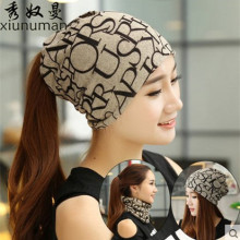 New arrival 2 Use Cap Knitted Scarf font b Winter b font font b Hats b
