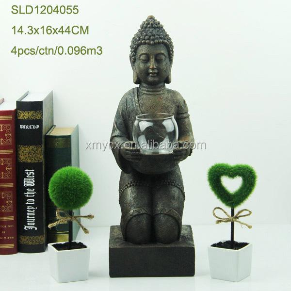 Antique Table Decor Buddha Statue Collectable Religious: Buddha Statue Table Decorations In Vintage