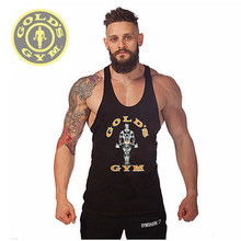 Fitness!New 2014 fashion cotton sleeveless shirts tank top Fitness men shirt mens singlet sport Bodybuilding Plus size gym vest