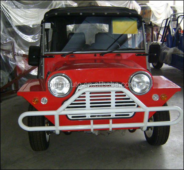 Mini Moke Auto Parts For Sale With Windshield Assembly