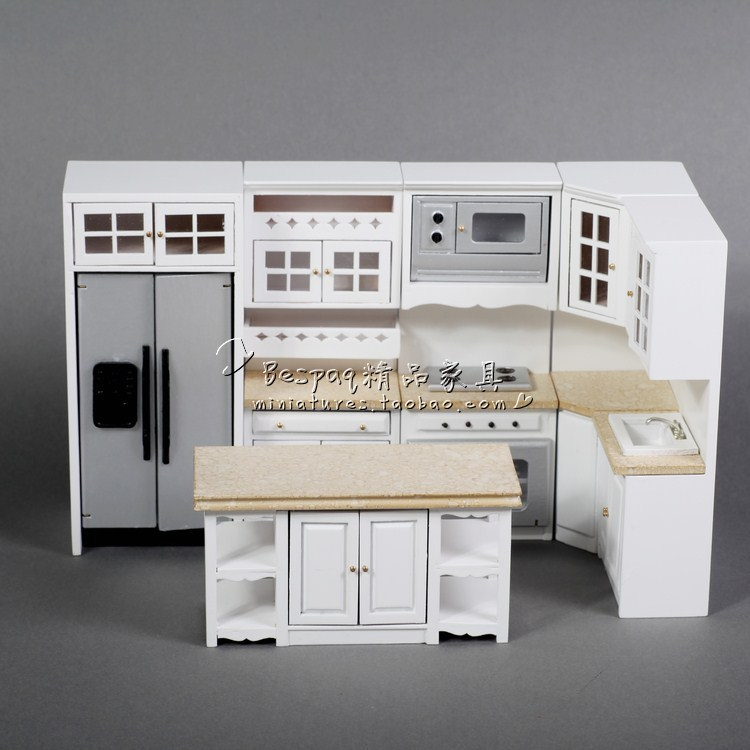 Dollhouse Furniture Kitchen Home Design