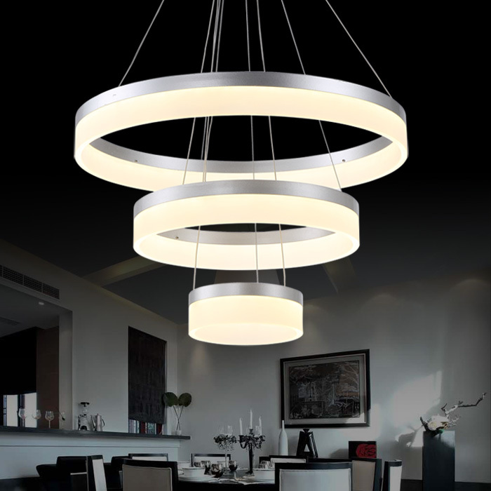 Hot-sale-LED-Pendant-Lamp-Ring-Light-Modern-LED-Pendant