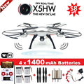 NEW SYMA X5HW RC Quadcopter FPV Drone With WiFi Camera 2 4G 6 Axis Dron RC