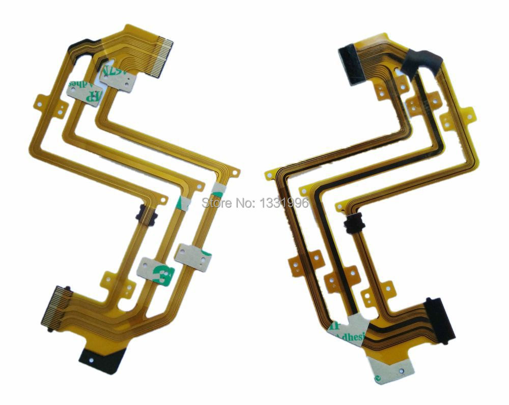 2 шт. жк-flex ленточный кабель ремонт замена для Sony SR32 SR33 SR42 SR52 SR62 SR82 SR200 SR300 цифровой камеры видео
