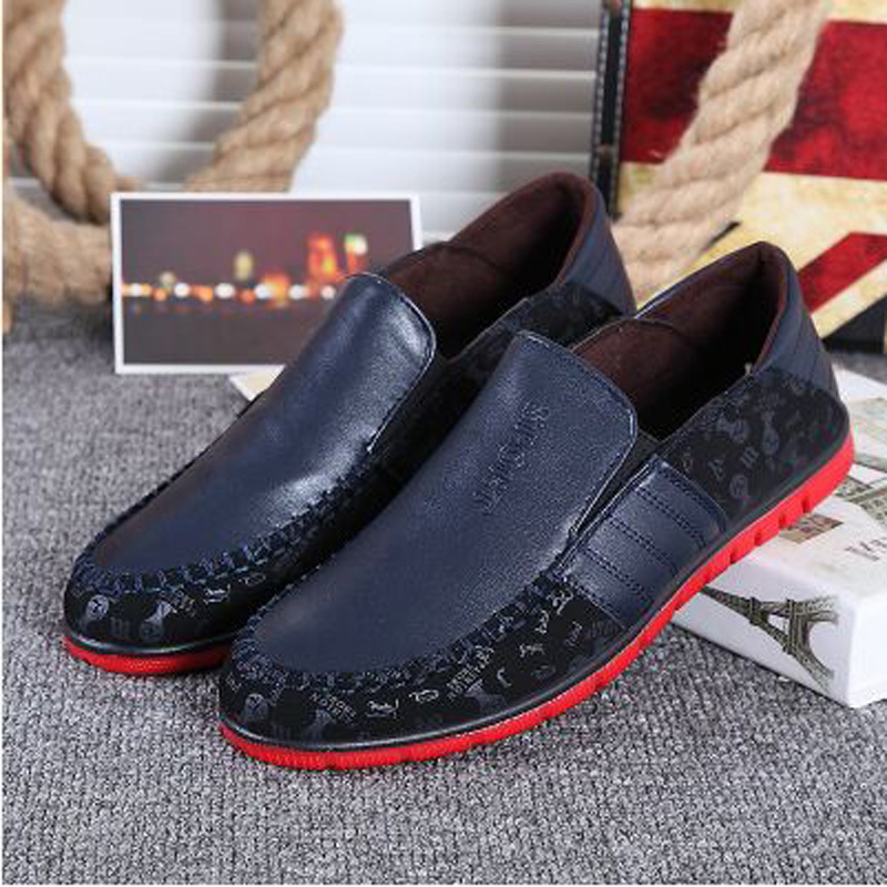 Red Bottom Shoes Male
