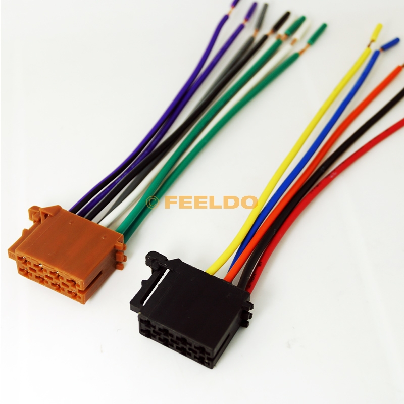 car audio stereo wiring harness for volkswagen audi. Black Bedroom Furniture Sets. Home Design Ideas