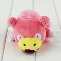 Kawaii Pink Slowpoke Plush Toys Soft Stuffed Kong idiot Dolls Birthday Gifts For Boys Girls 8cm