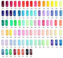 6pcs VEN Modern color UV LED Gel Nail polish 15ml 233 colors for choices in Feifan