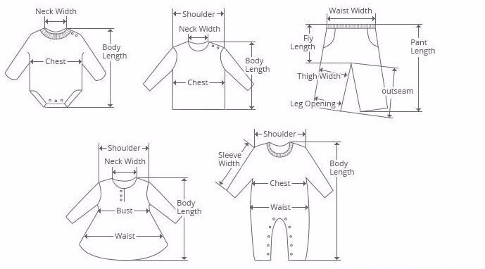 Shoulder width