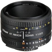 Nikon 50 1.8 D Lens  Nikkor AF 50mm f/1.8D Lenses for Nikon D80 D90 D7000 D7100 D300 D600 D700 D3 digital camera professional