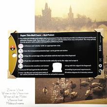 Bule Dot Nail Arts Sticker 14 pcs set Waterproof Nail Decal Art Sticker Gel Polish Manicure