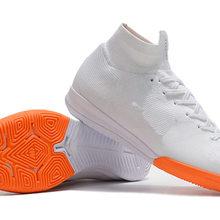 2019 ZUSA SuperflyX VI Elite 360 IC zapatos de fútbol de salón zapatos para  hombre zapatos be8b98e64199b