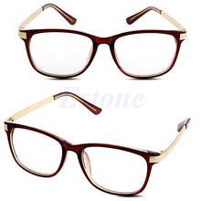 Винтаж для мужчин женские очки Рамки очки Ретро прозрачные Линзы для очков Новый(Китай)