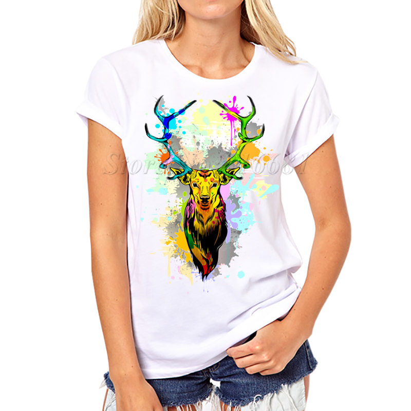 Модные арт футболки