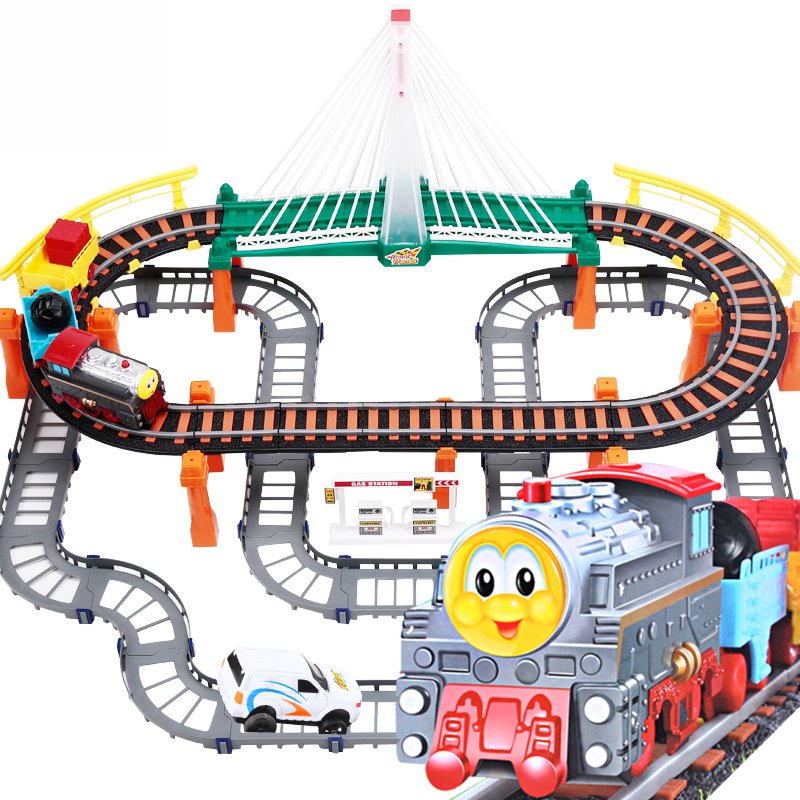 Toys Electric Train 77