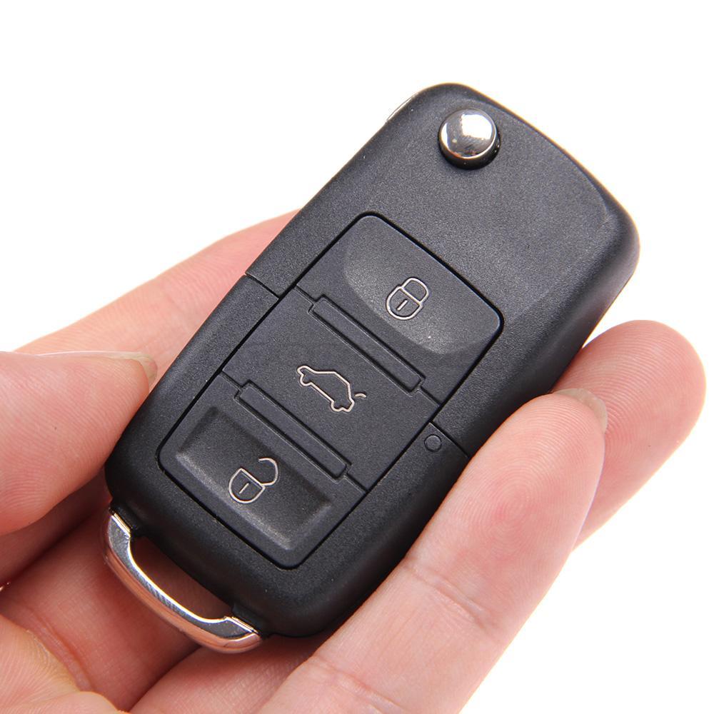 2002 Volkswagen Jetta Key: New Flip Folding Remote Key Shell Car Case For 2002 2005