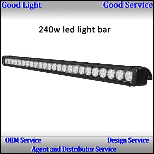 Camion Auto De Ovovs Lumière Mécanique Led Bars Accessoires 240w Pour Conduite Lampe dxBreECWQo
