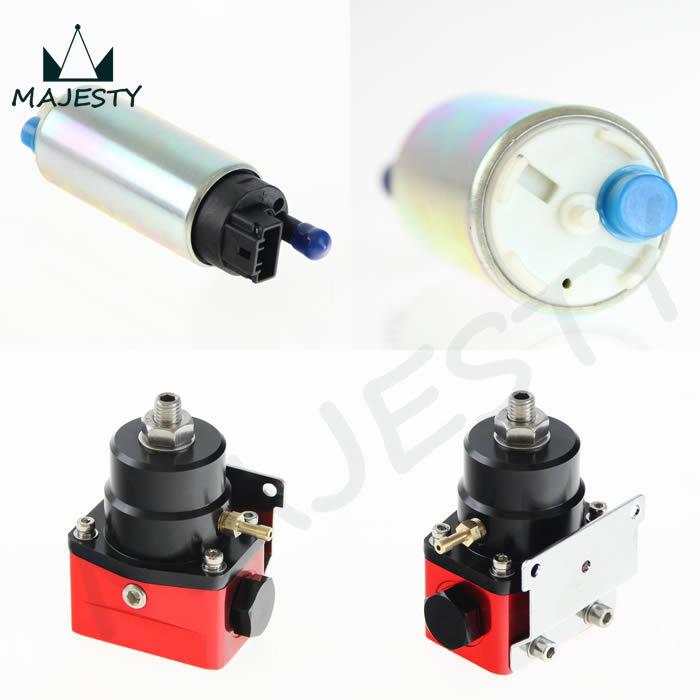 Регулируемый регулятор давления топлива и 255 лпх топливный насос комплект только для DSM GTI EVO