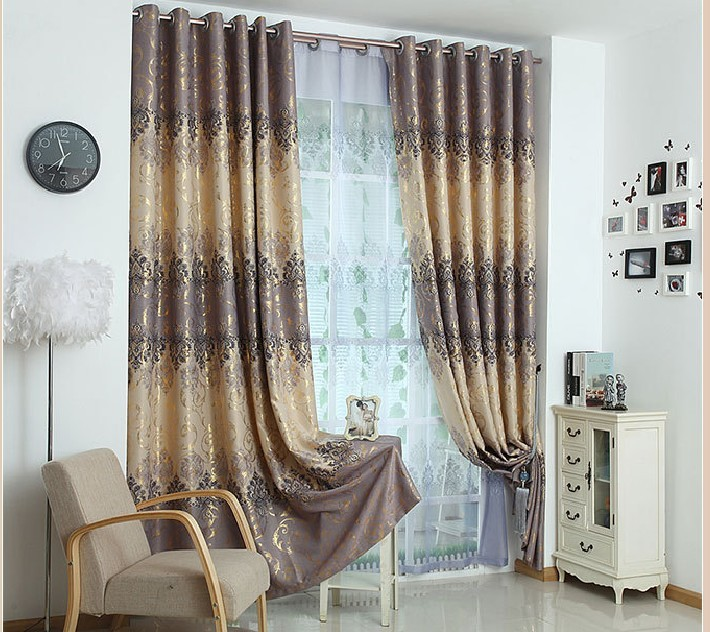 10 New Arrival Rustic Window Curtains For Living Room