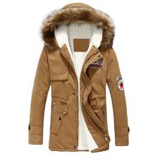 Fashion lovers explosion models plus thick velvet cotton loose cotton jacket Men's Clothing Coats  Jackets Down  Parkas