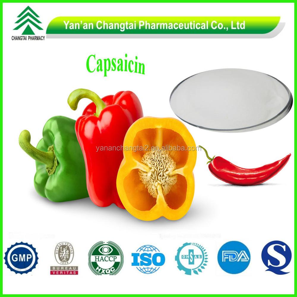 Capsaicin Natural Product