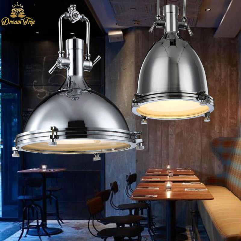 Vintage Pendant Lights E27 Industrial Retro Edison Lamps