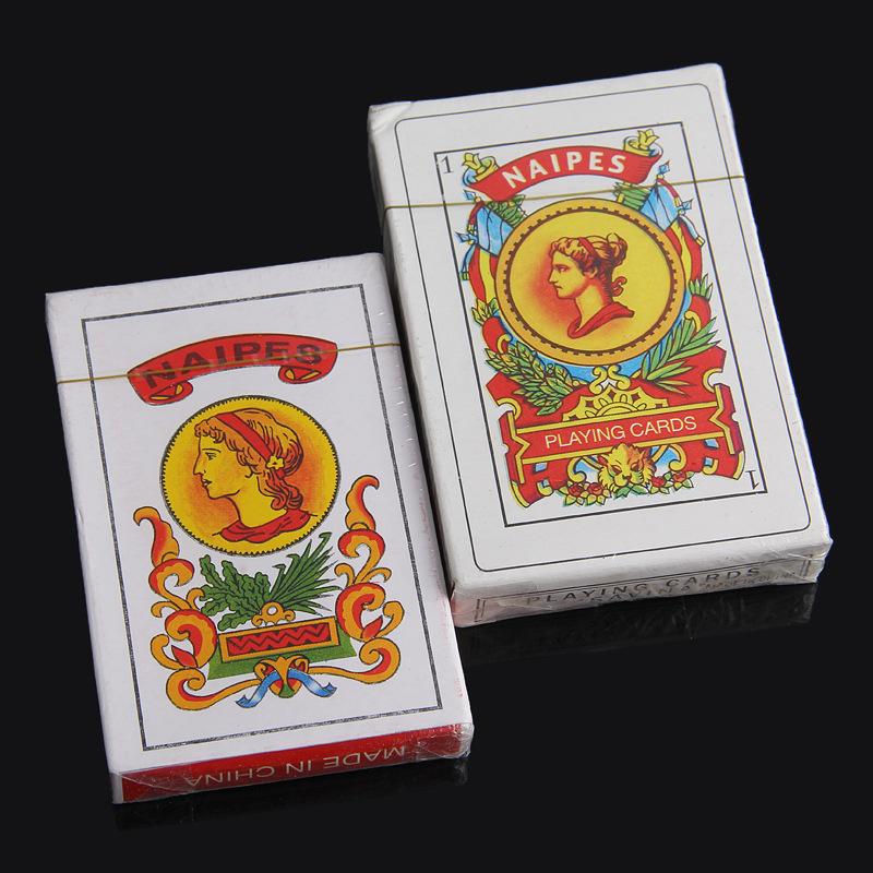 espagnol carte jeux promotion achetez des espagnol carte jeux promotionnels sur. Black Bedroom Furniture Sets. Home Design Ideas