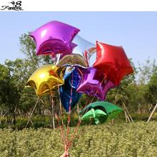 1pcs 18″ Inch/ 45cm Foil Star Balloon – 7 Colors To Choose – Helium Metallic Wedding Free Shipping