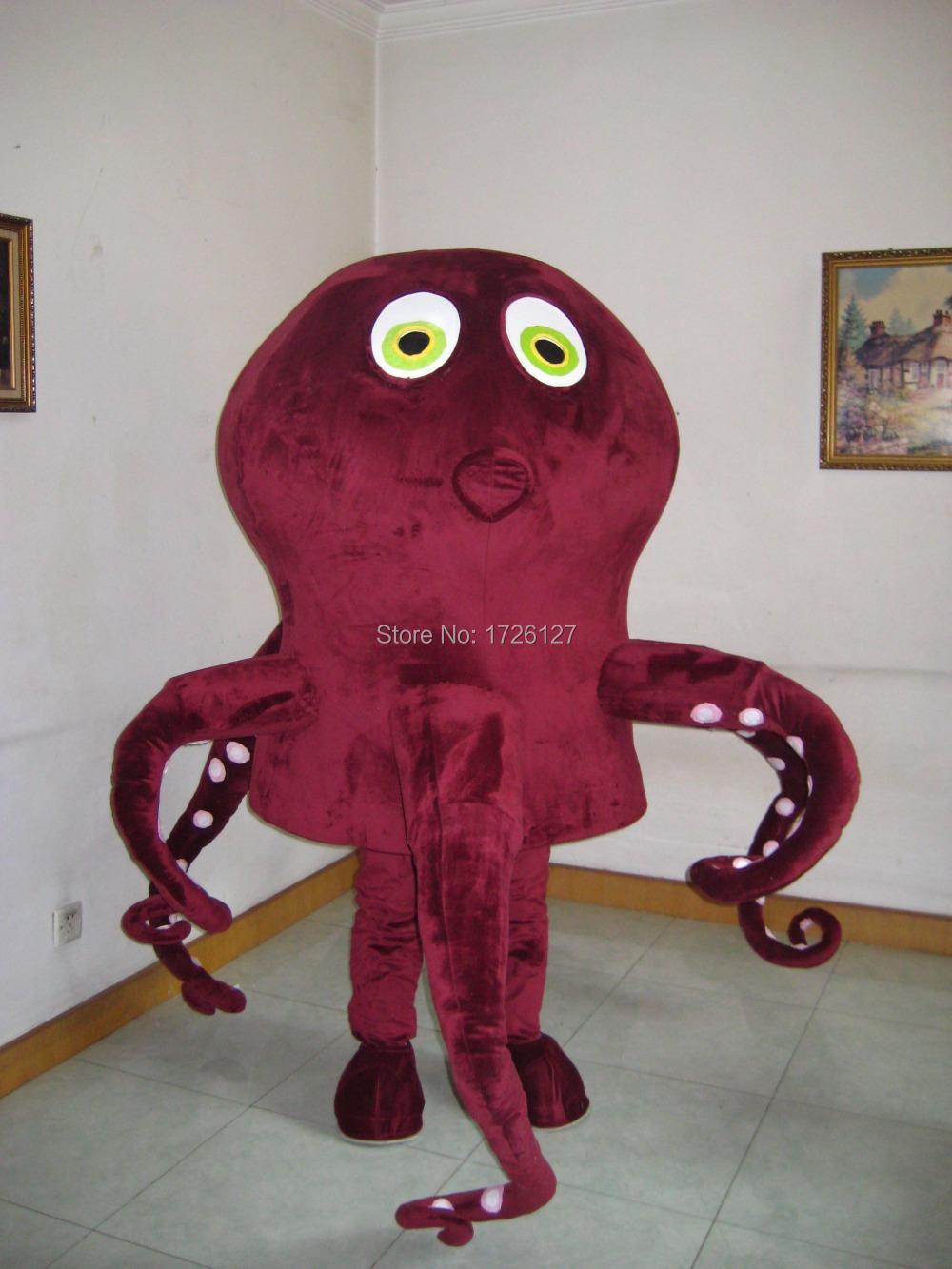 online kaufen gro handel oktopus kost m aus china oktopus kost m gro h ndler. Black Bedroom Furniture Sets. Home Design Ideas