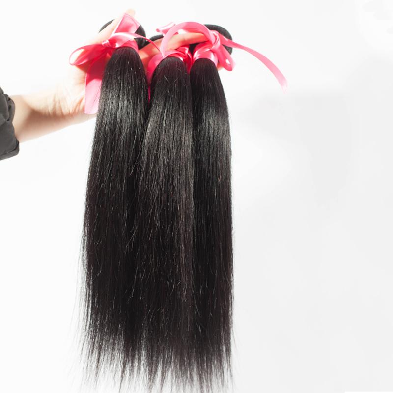 Sassy Natural Virgin Remy  Human Hair Extensions