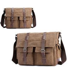 Холщовая кожаная мужская сумка-мессенджер I AM LEGEND Will Smith, большая сумка на плечо, мужской портфель для ноутбука, дорожная сумка(Китай)