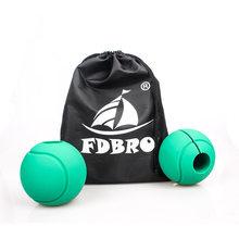FDBRO 1 пара Штанги Гантели для штанги толстые ручки для штанги для тяжелой атлетики противоскользящие защитные накладки(Китай)