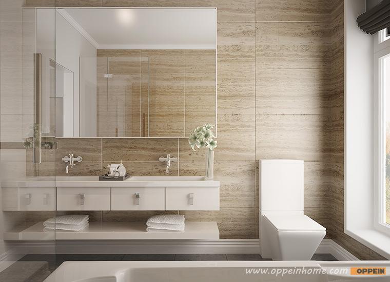 Villa Project Large White Bathroom Furniture Modern Bathroom Design White Bathroom Bathroom Furniturebathroom Designs Aliexpress