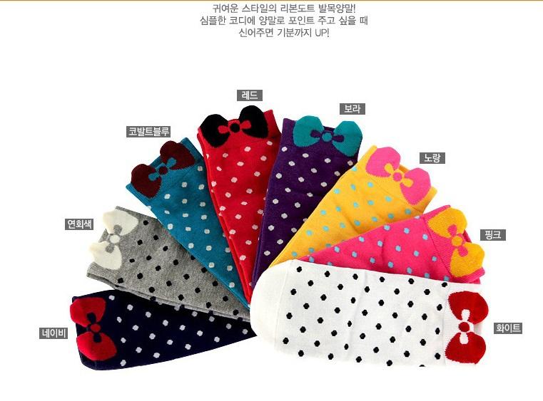 Мода 0.99 японский конфеты цвета женщины корабль носки корейски прекрасная носки весной и летом