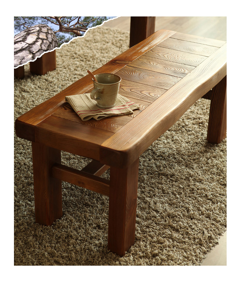 Antique Looking Furniture Cheap: Online Get Cheap Rustic Wooden Benches -Aliexpress.com