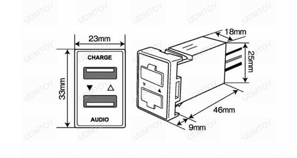 car audio aux cable