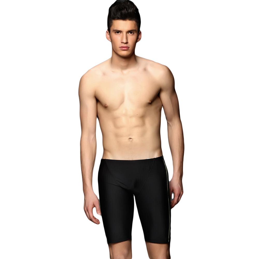 hot summer pro athletic maillot de bain plus size men swimsuit classic men 39 s swim trunk boys. Black Bedroom Furniture Sets. Home Design Ideas
