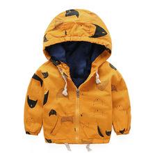 Fashion boys clothes font b jacket b font coat autumn font b winter b font font