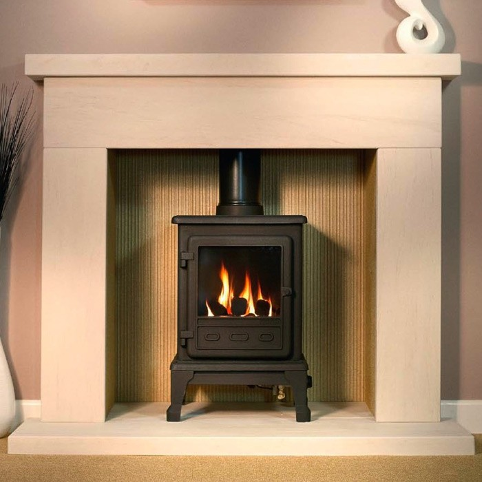 Simple Decorative For House Hot Sale Indoor Used Fireplace Mantel