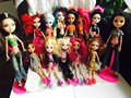 New Fashion Doll Monster Toys Doll for Girls High Quality Toy Gift for Children 30cm Hight