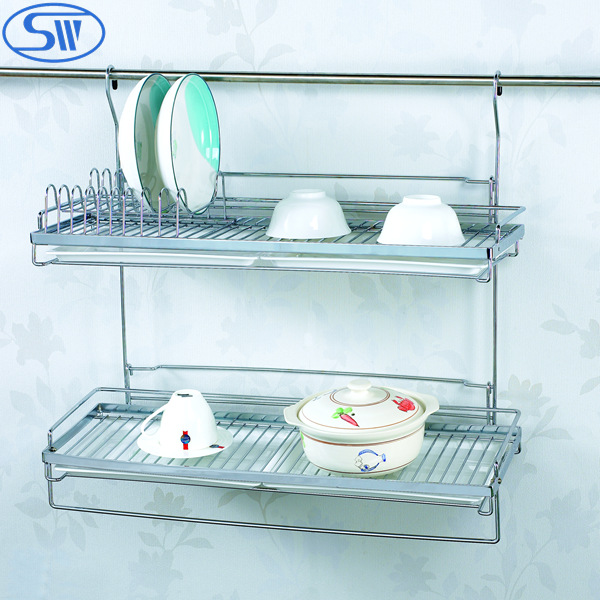 2015 Hot Sale Guangzhou Stainless Steel Microwave Oven Rack/shelf Kitchen  Wall Mounted Storage Racks - Buy Stainless Stee Lmicrowave Oven  Rack,Kitchen ...