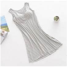Женские ночники Fdfklak, ночная рубашка большого размера из модала, Пижама Ночные рубашки Q1167, лето 2018(Китай)