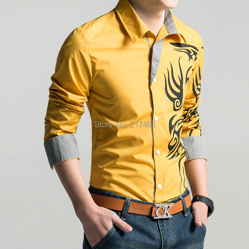 Find yellow slim fit dress shirt at ShopStyle. Shop the latest collection of yellow slim fit dress shirt from the most popular stores - all in one.