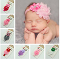 20pcs lot High Quality Newborn Baby Safe Hair Toddler Kids Fancy Dress Accessories Beautiful Girls Elastic