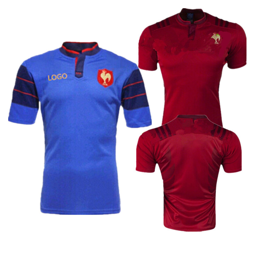 best quality maillot rugby france tshirt jersey nrl men 39 s local 2015 2016 s xxl in america. Black Bedroom Furniture Sets. Home Design Ideas