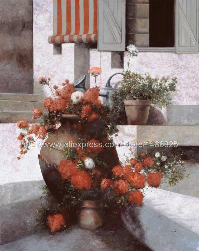 occidentaux peintures noir et rouge d coration murale peinture moderne peinture florale fleur s. Black Bedroom Furniture Sets. Home Design Ideas
