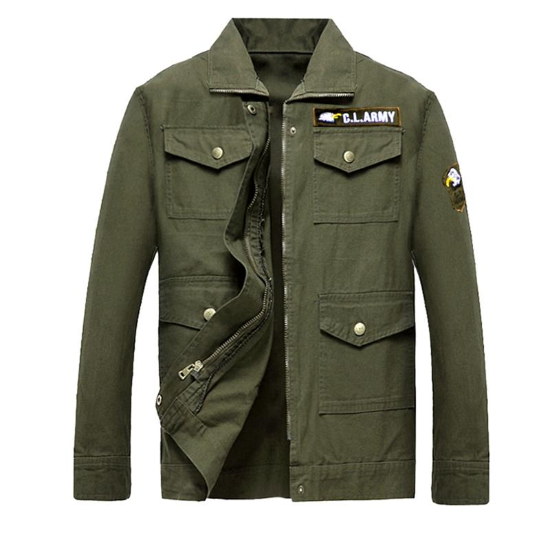 Moda Hombre Chaqueta Militar - Compra lotes baratos de